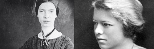 Emily Dickinson and Lorine Niedecker